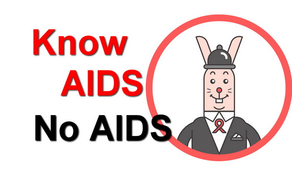 """Know AIDS, No AIDS"" Creative School Projects on HIV/AIDS Prevention"