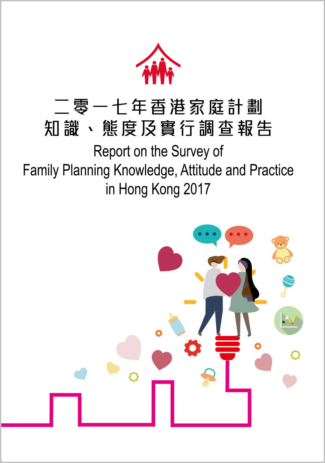 Report on the Survey of Family Planning Knowledge, Attitude and Practice in Hong Kong 2017