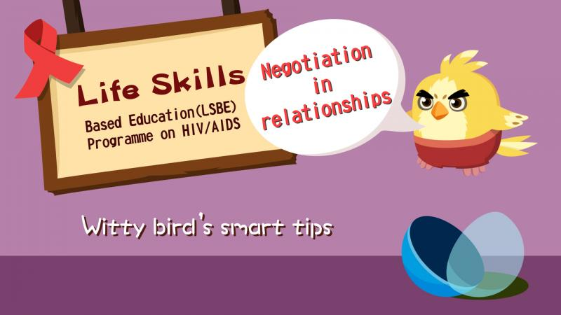 Witty bird's smart tips (3): Negotiation in relationships